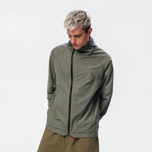 Load image into Gallery viewer, Inclined zipper waterproof coat