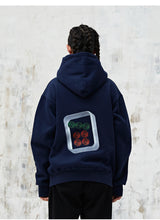Load image into Gallery viewer, Wave-Nebula-KON Mahjong Printed Hoodie