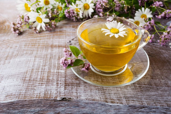 chamomile supplements have potent anti-inflammatory properties from zuma nutrition