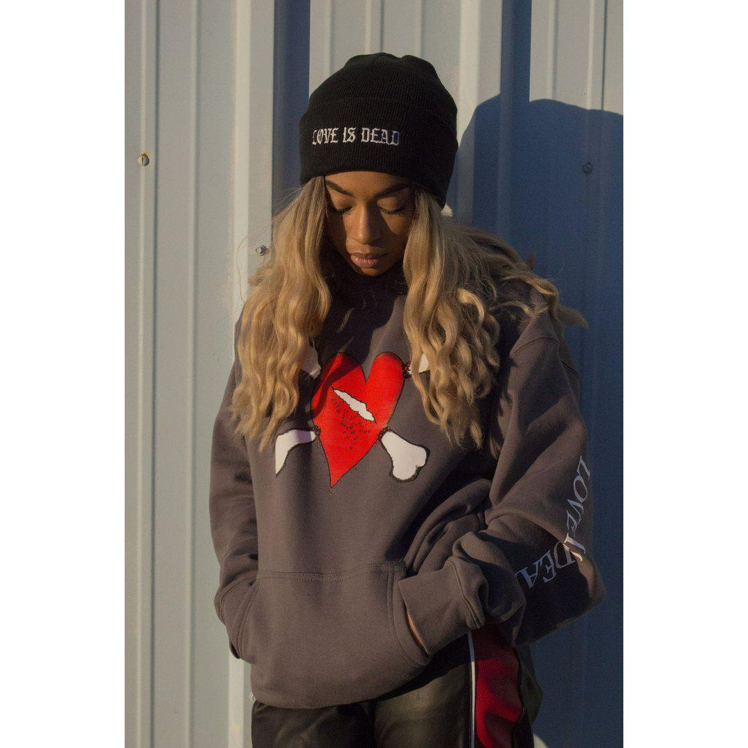 Love is Dead Beanie