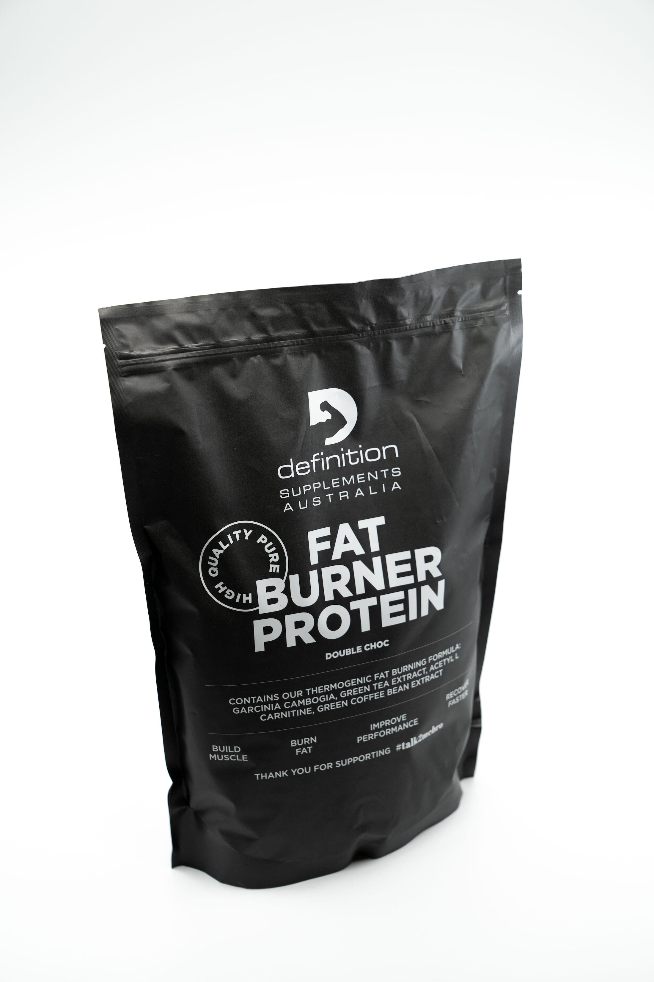 FAT BURNER PROTEIN - DOUBLE CHOC.