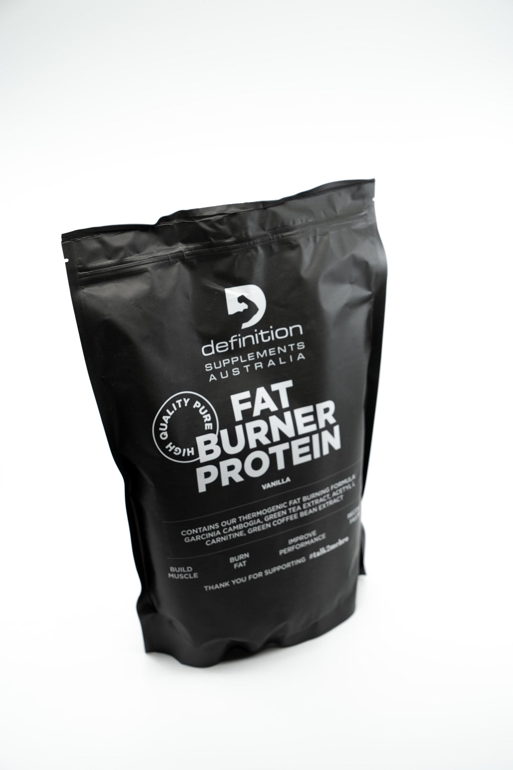 FAT BURNER PROTEIN - VANILLA