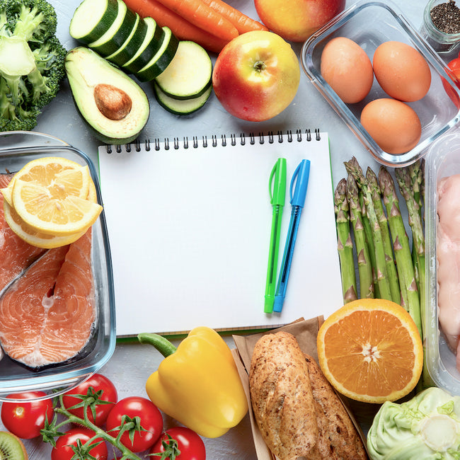 The Importance of Meal Preparation and Planning