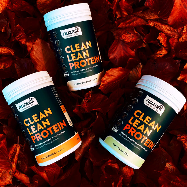 Why These Flavours Of Clean Lean Protein Should Be Your Favourite.