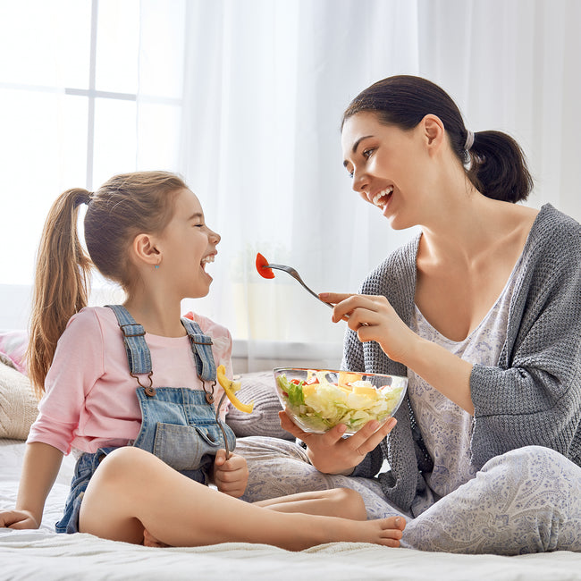 Tips for keeping fussy eaters healthy