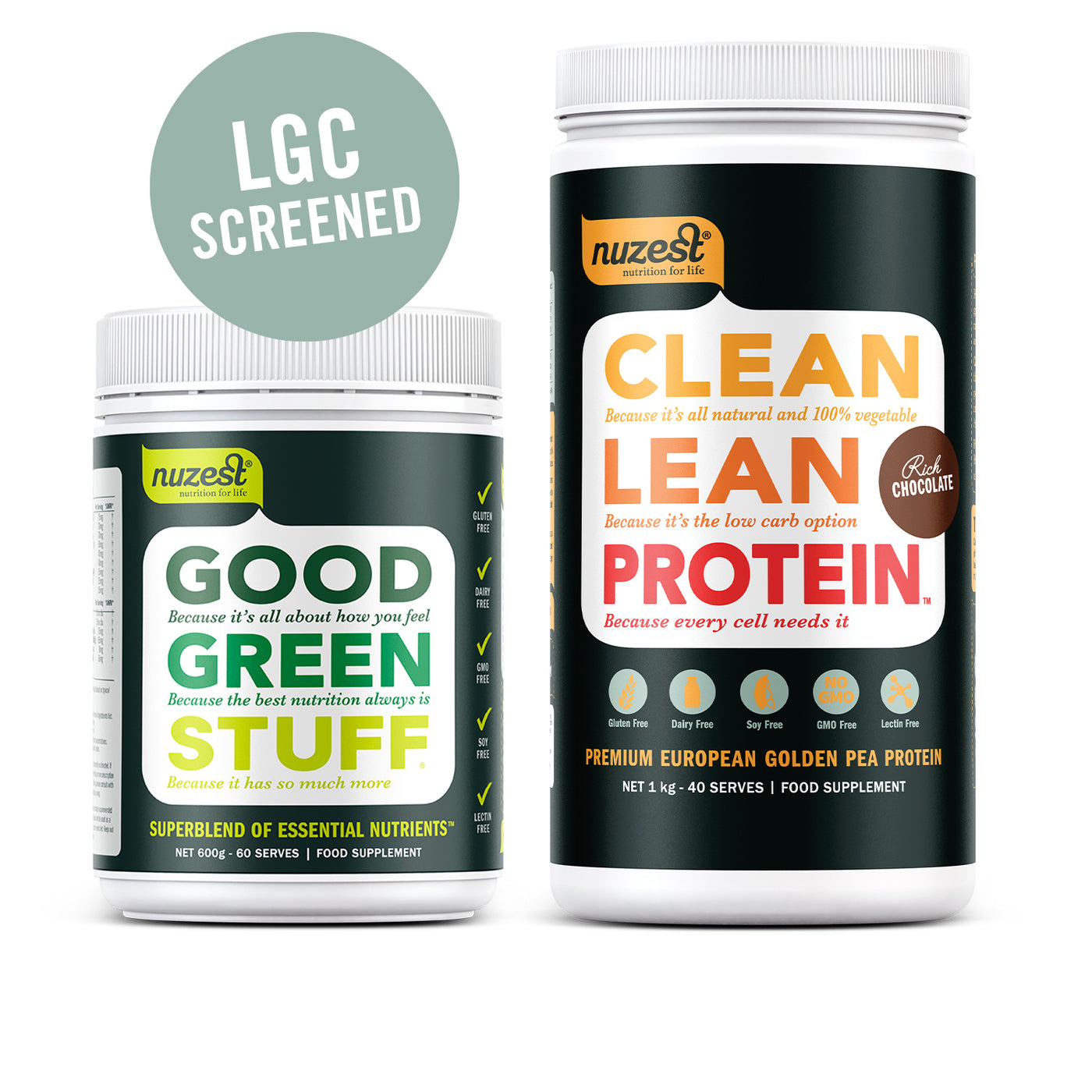 LGC Screened Products
