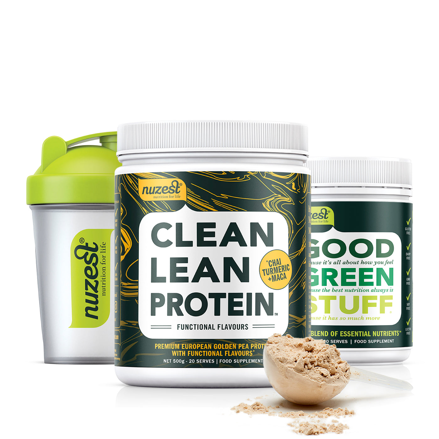 Clean Lean Protein Bulk-Buy Pack