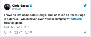 The Story Behind's UBER's IPO: Relentless Execution