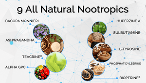 medical studies on nootropics 9 all natural ingredients in azoth