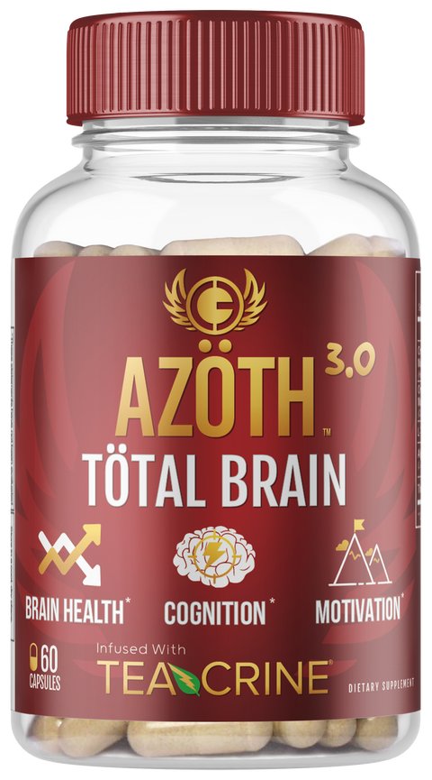 AZOTH 3.0 - TOTAL BRAIN