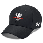 Load image into Gallery viewer, *TRIBE* AZOTH UA BLITZING TEAM CAP (BLACK/RED) - AZOTH