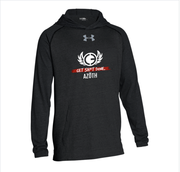 AZOTH UA HOODY (BLACK) - AZOTH
