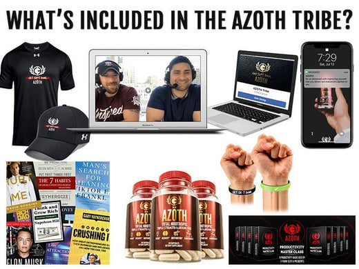 AZOTH 2.0 - Tribe Subscription