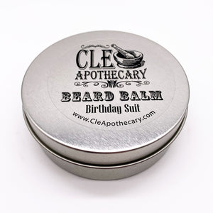 Beard Balm - Birthday Suit