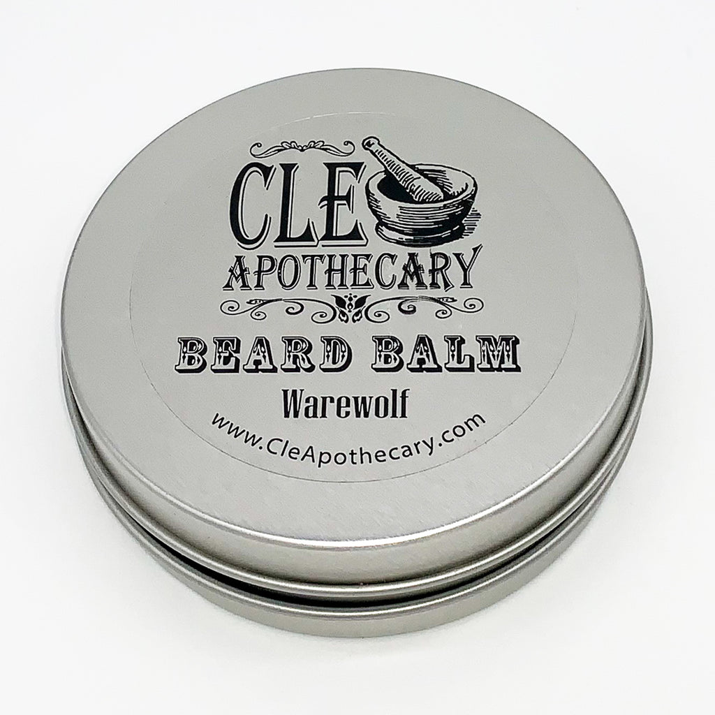 Beard Balm - Warewolf