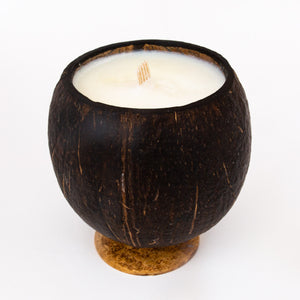 Whole Coconut Candle - Coconut