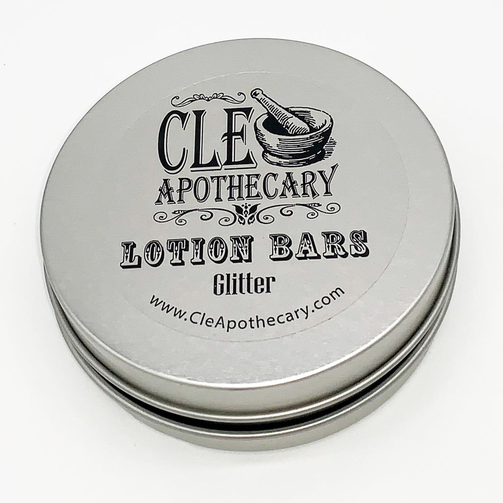 Lotion Bars - Glitter