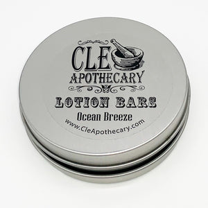 Lotion Bars - Ocean Breeze