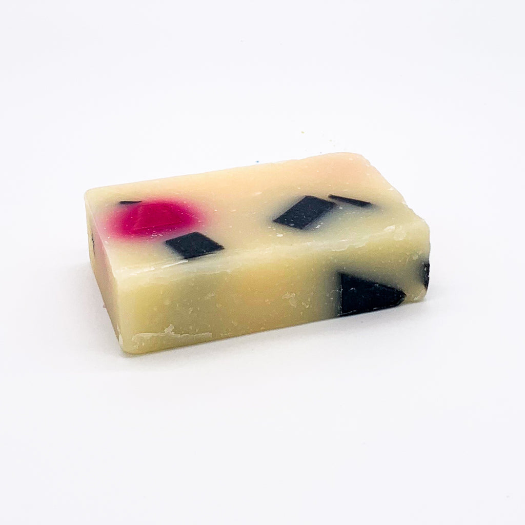 Cold Process Soap - Berry Sage