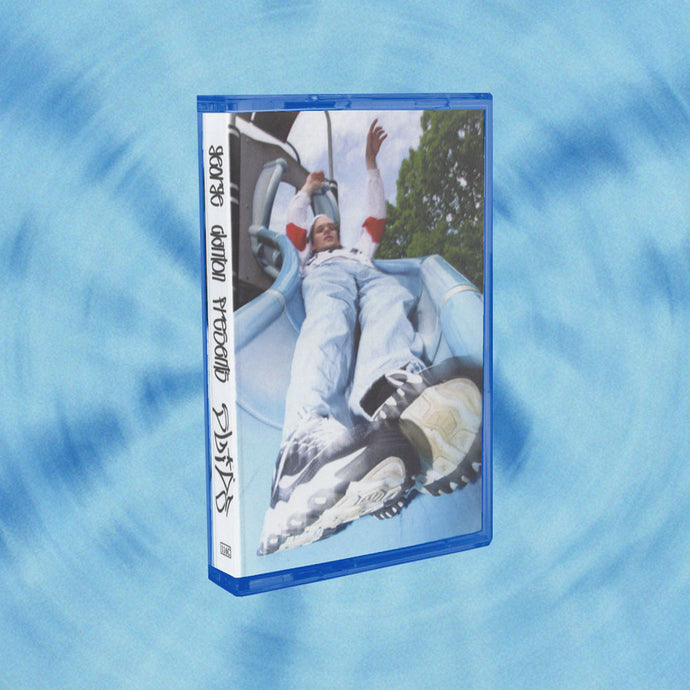 George Clanton's Slide on Vapor Blue® Cassette