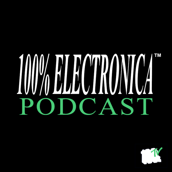 100% Electronica Podcast Episode 1 - George Clanton and Negative Gemini