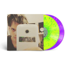 Load image into Gallery viewer, George Clanton - 100% Electronica 2xLP [5 Year Anniversary Deluxe 140 Gram Splatter Edition] - 100% Electronica