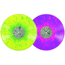 Load image into Gallery viewer, George Clanton - 100% Electronica 2xLP [5 Year Anniversary Deluxe 140 Gram Splatter Edition]  (pre-order) - 100% Electronica