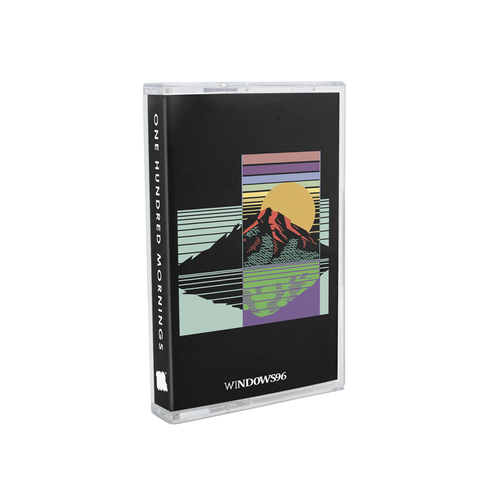 One Hundred Mornings [Deluxe Edition] Cassette by Windows 96 - 100% Electronica