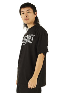 100% Electronica Black Oversized™ Tee - SS20 - 100% Electronica