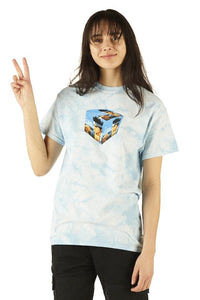 ESPRIT空想 Virtua.zip Tee - SS20 - 100% Electronica