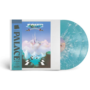 Equip - I Dreamed Of A Palace In The Sky 2xLP - 100% Electronica