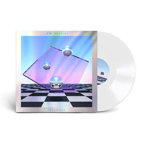 FM Skyline - Liteware LP Holographic Edition on Translucent Viny