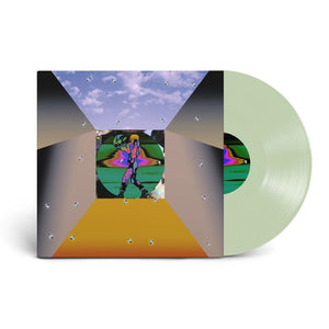 Glass Prism on Coke Bottle Clear® vinyl LP by Windows 96 (Pre-Order) - 100% Electronica