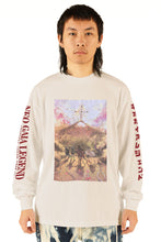 Load image into Gallery viewer, Neo Gaia Legend Ivory Long Sleeve Tee - SS20 - 100% Electronica