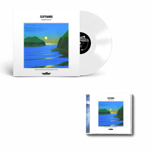 SOFTWARE - Digital-Dance Gatefold LP on 180 gram White Vinyl + CD (with bonus tracks) Bundle - 100% Electronica