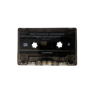 Windows 96 - One Hundred Mornings [Deluxe Edition] Cassette - 100% Electronica