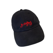 Load image into Gallery viewer, Surfing Logo Hat - Black - 100% Electronica