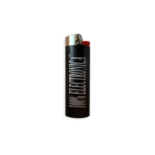 Load image into Gallery viewer, 100% Electronica Logo Bic™ Lighter - 100% Electronica