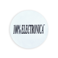 Load image into Gallery viewer, 420% Electronica Reversible Record Slipmat - 100% Electronica