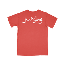 Load image into Gallery viewer, Surfing Incubo® Red Screen-printed Logo Tee - FW19/20 - 100% Electronica