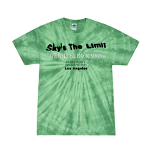Load image into Gallery viewer, 100% ElectroniCON 2 Sky's The Limit Tee - 100% Electronica