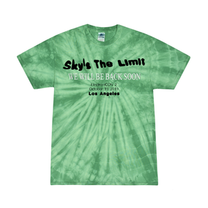 100% ElectroniCON 2 Sky's The Limit Tee - 100% Electronica