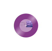"Load image into Gallery viewer, Dan Mason - Nothing Matters 7"" on Purple Vinyl - 100% Electronica"