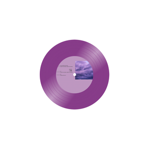 "Nothing Matters 7"" on Purple Vinyl by Dan Mason - 100% Electronica"