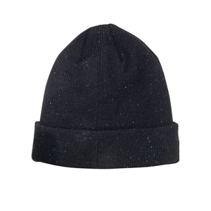 100% Electronica x New Era® Black Speckled Beanie -FW19/20 - 100% Electronica