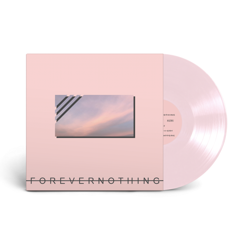 Forever Nothing LP by Dan Mason - 100% Electronica