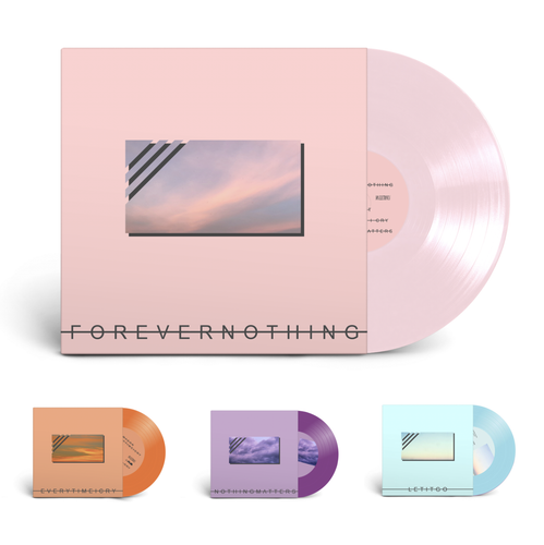 Dan Mason - Forever Nothing LP + 7