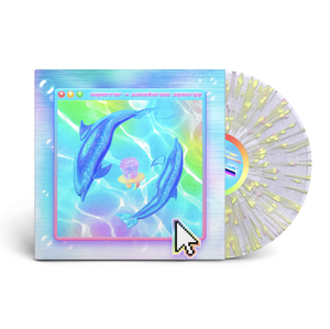 Saccharine Synergy LP by VAPERROR - 100% Electronica