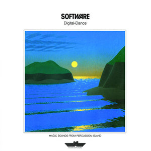 SOFTWARE - Digital-Dance LP on 180 gram White Vinyl - 100% Electronica