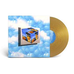 ESPRIT空想 - virtua.zip LP on Gold Nugget® Vinyl  [Fan Club Exclusive] [200QTY] - 100% Electronica